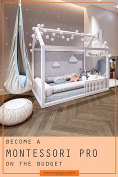 How to design or reorganise your child's room following Montessori guidelines.   Design and Organisation   Montessori inspired furniture   Tips and hacks on Montessori design