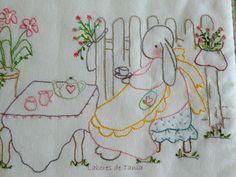 Labores de Tania: Stitchery