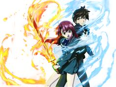 Fire and wind - Kaze No Stigma