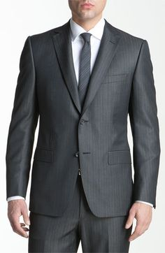 """Z for Zegna suits: """"Nothing suits me like a (Zegna) suit!"""""""