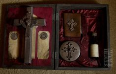 Randall made Soren his very own exorcism kit, and Soren said it's the second-best present he's ever received...