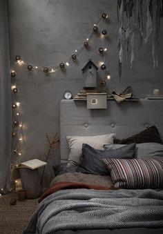 BEKKESTUA boxspringcombinatie | IKEA IKEAnederland inspiratie wooninspiratie slaapkamer bed boxspring uitrusten