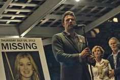 """Gone Girl"", will the movie match up to the success of the book?"