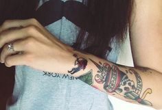 little Indian boy on the tootsie pop suckers. #pops #indian #tattoo #girlswithtattoos