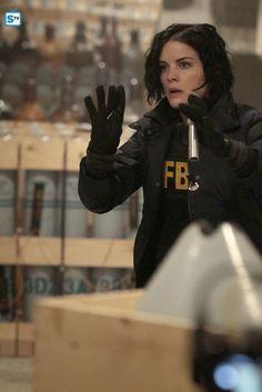 Blindspot 1x16 'Any Wounded Thief' - Jaimie Alexander #blindspot #jaimiealexander #janedoe