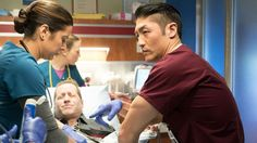 Dr. Choi faces an ethical crisis over a patient's right to die; a friend of Dr. Charles makes a dangerous mistake; and a rare disease causes panic in the ER.