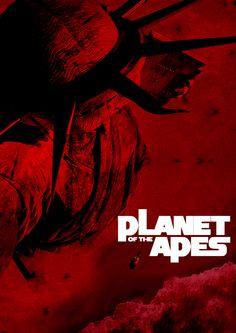 Planet of the Apes by Pioty Wszedyrowny