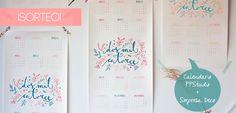 Sorteo de Semana Santa, con los calendarios de PPStudio