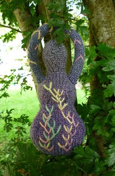Ravelry: Project Gallery for Knitted Goddess Pattern pattern by Michelle Simkins