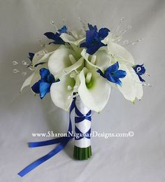 33 Meilleures Images Du Tableau Lys Calla Wedding Bouquets