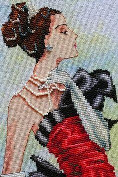 De Verónica Costura Vault: Lady on Fire