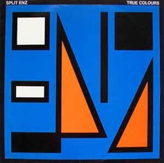 Split Enz / True Colours