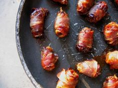 bacon & dates