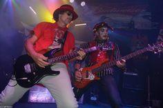 Steve & Rusty Rocking It Up