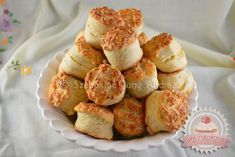 Scones, Muffin, Food And Drink, Sweets, Snacks, Cookies, Breakfast, Ethnic Recipes, Food Ideas