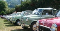 Concentración de coches clásicos en Escobedo de Camargo el 27 de julio de 2013  #Cantabria #Spain