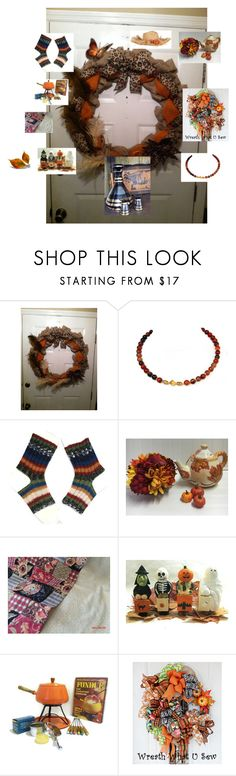 """Fall is in the Air"" by gillilandice ❤ liked on Polyvore featuring interior, interiors, interior design, home, home decor and interior decorating"