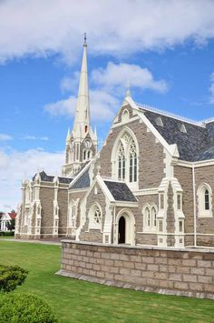 Perhaps this is Graaff-Reinet's most well-known landmark, the Dutch Reformed Church. http://eagerjourneys.com/dutch-reformed-church/