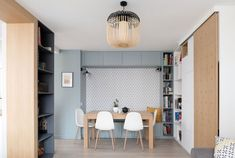 Home sweet home, place sathonay Marion LANOË Dinning Room Bar, Dining Nook, Apartment Checklist, Interior Architecture, Interior Design, Colourful Living Room, Apartment Interior, Home Staging, Home Office