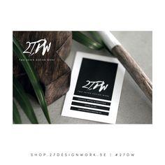 businesscard - 27DW - design d.nylén