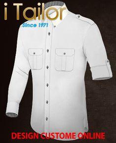 Design Custom Shirt 3D $19.95 italienische herrenhemden Click itailor.de/... . . . . . der Blog für den Gentleman - www.thegentlemanclub.de/blog