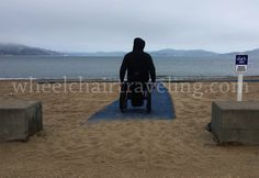 #Wheelchair #accessible #beaches and #walkways #paths found @ wheelchairtraveling.com