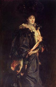 Lady Sasson 1907. Джон Сингер Сарджент