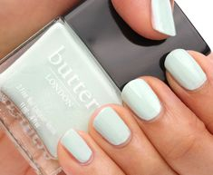 9 Pastels, a Panini Press and the Butter London Spring 2013 Sweetie and Starkers Collections » Makeup and Beauty Blog
