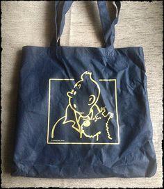 TinTin fabric-bag