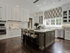 pictures of white kitchens 2016 - Yahoo Image Search Results