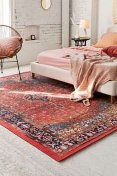 Ginger Woven Rug | Urban Outfitters