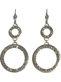 Everlasting Elegance Earring in Aegean Sea by Sorrelli - $60.00 (http://www.sorrelli.com/products/ECL32ASAES)