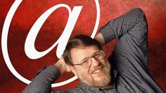 Raymond Tomlinson Who Put the @ Sign in Email Is Dead at 74 The computer programmer chose the at sign to separate a user name from a destination address in his new messaging program. Technology Computers and the Internet Software House, Al Gore, Internet, Business News, Bbc News, Ny Times, Science And Technology, The Man, Are You Happy
