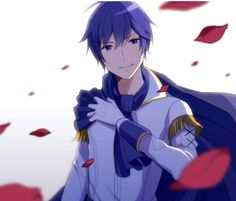 Kaito (Prince Blanc module) Vocaloid Kaito, Kaito Shion, Mikuo, Kawaii, Mlp My Little Pony, Fandom, Cute Anime Character, Sailor Moon, Anime Guys