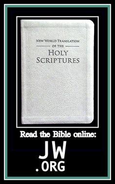 Read the Bible on-line www.jw.org
