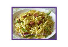 macaroni poivron chorizo