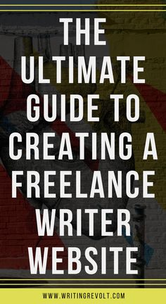 Set up a professional freelance writer website in LESS than ONE day! I'm walking you through all the tech stuff so it's easy for you to get your site ready ASAP. Check it out! :)