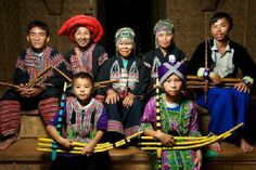 Thaïlande, peuples et traditions