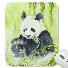 Giant Panda Painting by Morgan Fitzsimons - Giant Panda Fine Art Prints and Posters for Sale Animal Paintings, Animal Drawings, Drawing Animals, Panda Painting, Panda Art, Tinta China, Pastel, Watercolor Animals, Watercolor Paintings