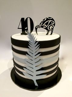 New Zealand/Samoan cake Cakes & Cake Decorating ~ Daily ...