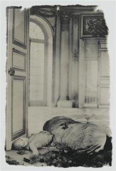 Versailles,1980 by Deborah Turbeville