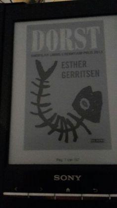 Ik ♡ Esther Gerritsen! Dit boek kroop onder mijn huid en blijft daar waarschijnlijk ook nog wel even. #boekperweek 14 / 52