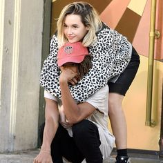 Jaden Smith and his new, accused-shoplifter girlfriend, Sarah Snyder, get cozy in New York on Wednesday.