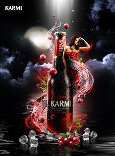 Karmi on behance world ad advertising design, graphic design Creative Poster Design, Ads Creative, Creative Posters, Creative Advertising, Print Advertising, Graphic Design Posters, Graphic Design Inspiration, Advertising Campaign, Print Ads
