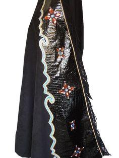 Side-Saddle-apron-S.-Esqueda-black-ultra-20131.jpg (768×1024) www.showseason.com Stunning!
