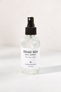 Yoshimomo Botanique Dead Sea Salt Spray for Body + Hair