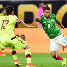 "Jesus ""Tecatito"" Corona shows importance to Mexico vs. Venezuela"
