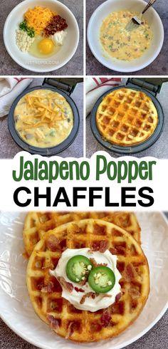 Sandwich Maker Recipes, Breakfast Sandwich Maker, Waffle Sandwich, Breakfast Waffles, Breakfast Recipes, Mini Waffle Recipe, Waffle Maker Recipes, Griddle Recipes, Eggs In Waffle Maker