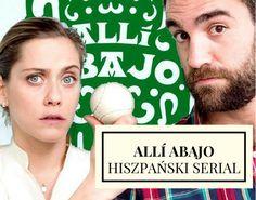 Ostatnio cały mój wolny czas pochłonął hiszpański serial Allí Abajo. Na język polski można go przetłumaczyć jako Tam, na dole. Intrygujące, nieprawdaż? :)