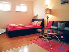 Studio apartment 201 with pinkish decoration. :)  #NoaFuntana #Funtana #Istria #Croatia #StudioApartment #Appartamento #Fewo #Ferienwohnung #CroatiaFullOfLife #Fontane #Histria #visitIstria #urlaub #vacation #relax #enjoy #pool